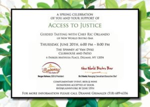 Spring Celebration of Access to Justice