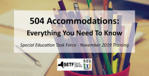 504 Accommodations Everything You Need To Know