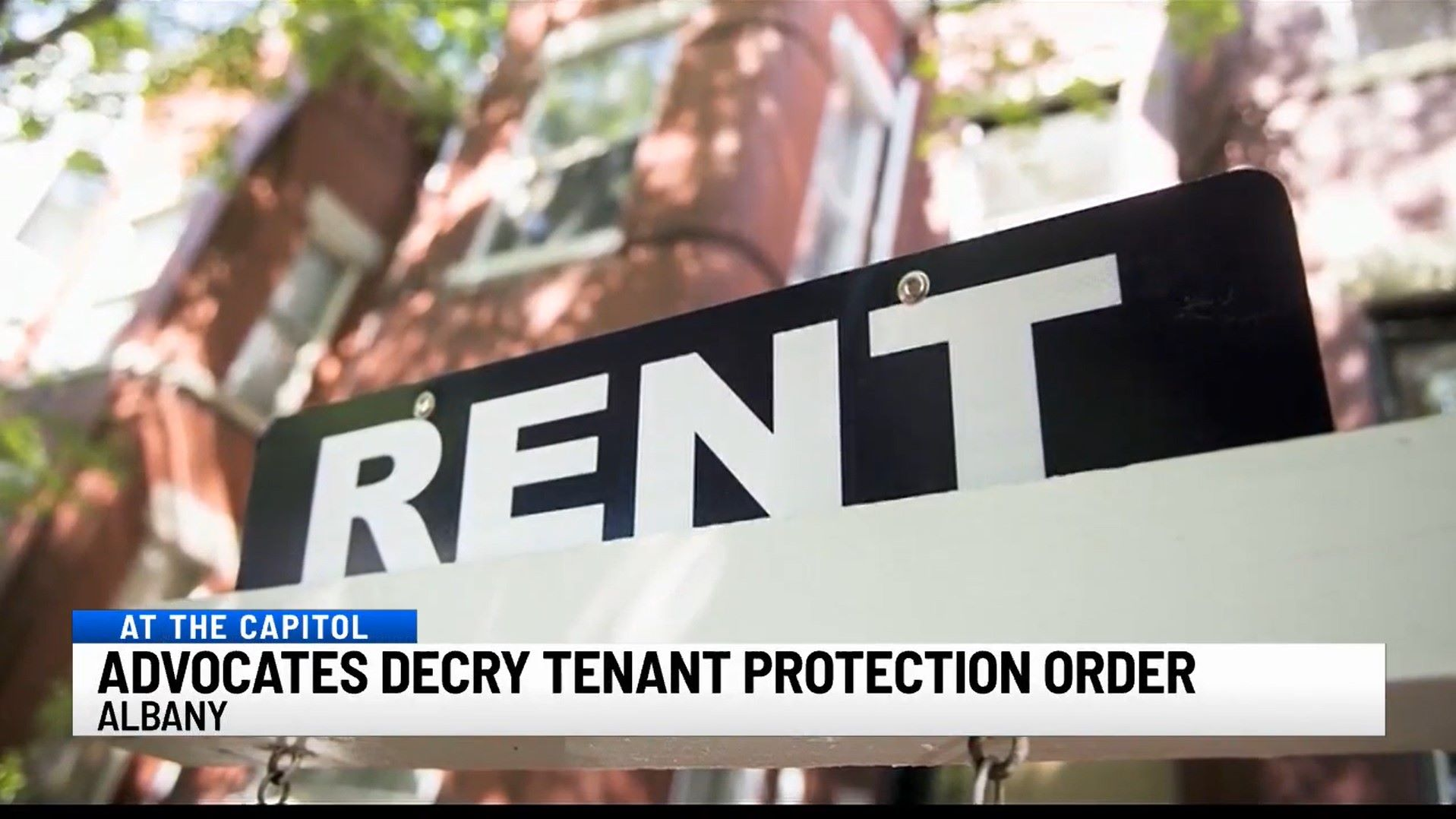 Tenant advocates say further action needed to protect renters during COVID-19 pandemic