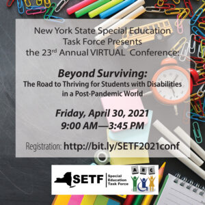 Special Education Task Force Annual Conference