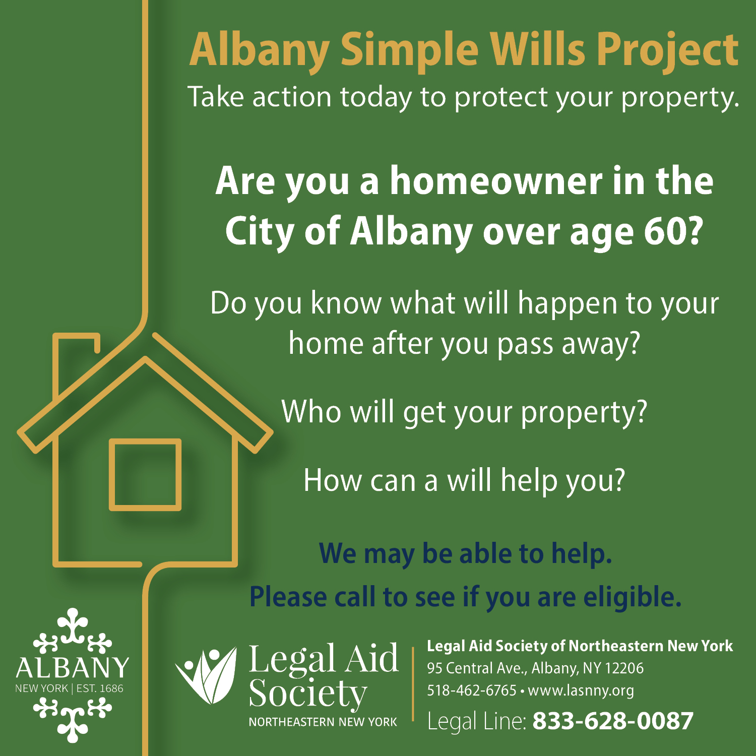 Albany Simple Wills Project